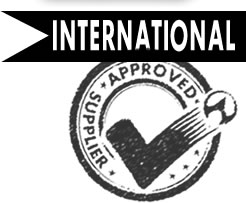 Diamond Internation: Approved Suppliers